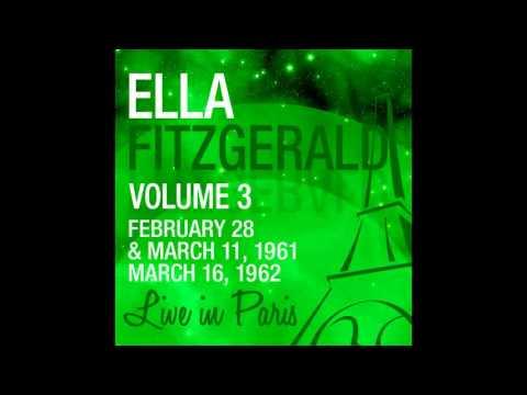 Ella Fitzgerald - Round Midnight (Live Mar. 11, 1961)