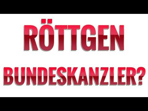 Norbert Röttgen will CDU Vorsitzender und Kanzler werden