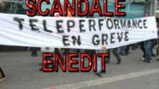 LE GRAND SCANDALE DES  CENTRE D APPEL ( TELEPERFORMANCE)