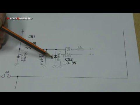 Видео Радиостанция midland alan 199-a