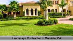 Landscape Contractor Murrieta CA Southern California Landscape Service