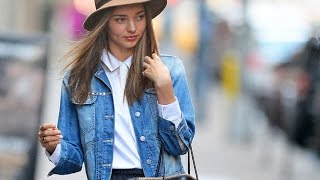 Styles with denim jackets trends 2017