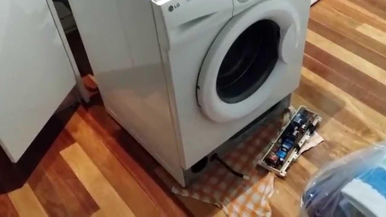 how to fix washing machine spin dryer