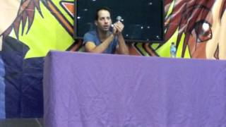 Video Philip Shahbaz (Altair) At the London  MCM Expo 2011 October (Part 2) download MP3, 3GP, MP4, WEBM, AVI, FLV Desember 2017