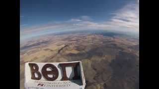 WSU Beta Theta Pi Physics & Astronomy 10/4/2014