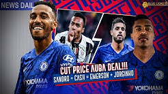 BIG NEWS! - CHELSEA PLAN AUBAMEYANG CUT PRICE DEAL! || JUVENTUS OFFER SANDRO SWAP! || ZIYECH LATEST