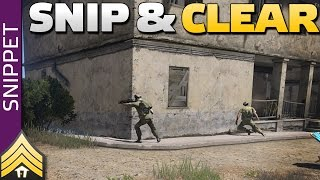 Snip & Clear - Arma 3 Snippets