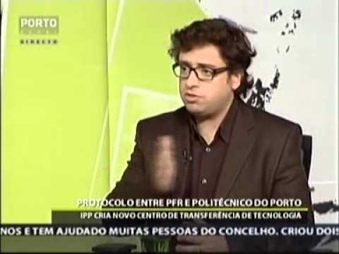 Parceria PFR Invest e IPP - Porto Alive (Porto Canal)