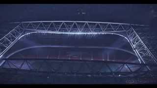 CryFootball - Emirates Stadium финальная версия стадиона