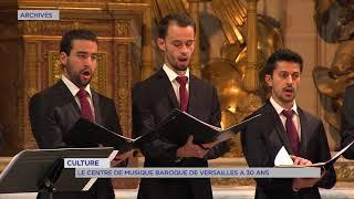 Versailles : le Centre Baroque fête ses 30 ans