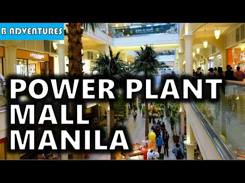 Power Plant Mall, Rockwell Center, Philippines S4, Vlog 37