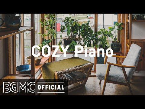 COZY Piano: Relaxing Winter Jazz - November Piano Slow Jazz for Good Mood