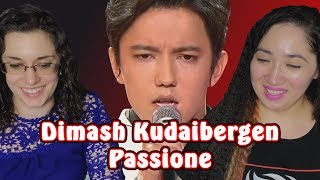 Dimash Kudaibergen - Passione ~ New Wave 2019 [New Song] Reaction