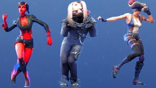 Fortnite All Dances Season 1-8 Updated to Bunny Hop