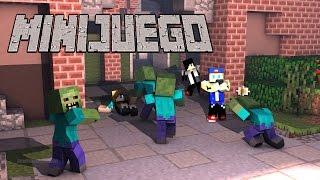 (MiniJuego) Minecraft 1.7.4 - holeadas de zombies , Cuanto duras?- DESACARGA