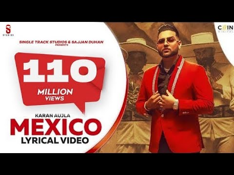 New Punjabi Songs 2021 Mexico Koka | Karan Aujla (Full Video) Mahira Sharma Latest Punjabi Song 2021 - Single Track Studio
