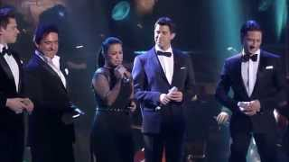 "IL DIVO & Lea Salonga ""A Whole New World"" 10-3-2014"