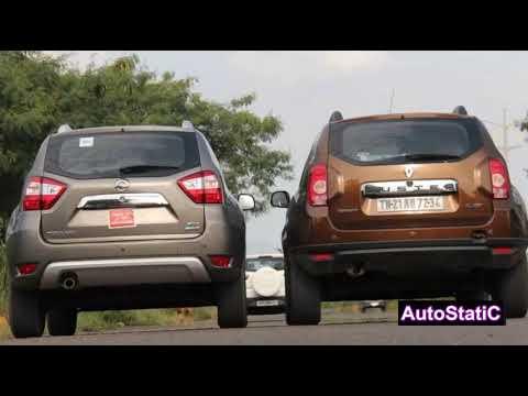 Разница между Renault Duster And Nissan Terrano 2020