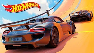 Forza Horizon 3 Porsche 918 Spyder Hot Wheels Goliath