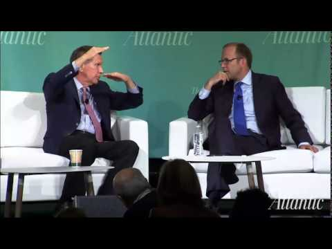 View from the States: Building Ohio's Future / The Atlantic Summit on the Economy
