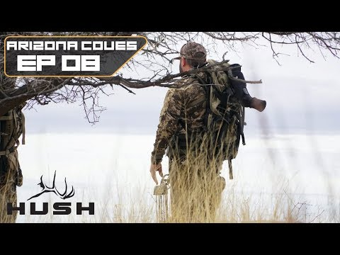 LAST DAY IN AZ PREDATOR AND COUES HUNTING: ARIZONA COUES SERIES EP 08