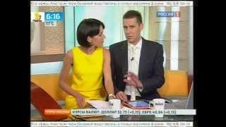Анастасия Чернобровина. Эфир от 14.06.2012.