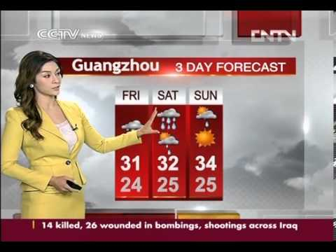 LC WEATHER BUREAU CHINA WEATHER