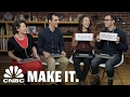 Love Bank: Couples Talk Frivolous Spending, Being Unemployed, Gambling Habits | CNBC Make It.