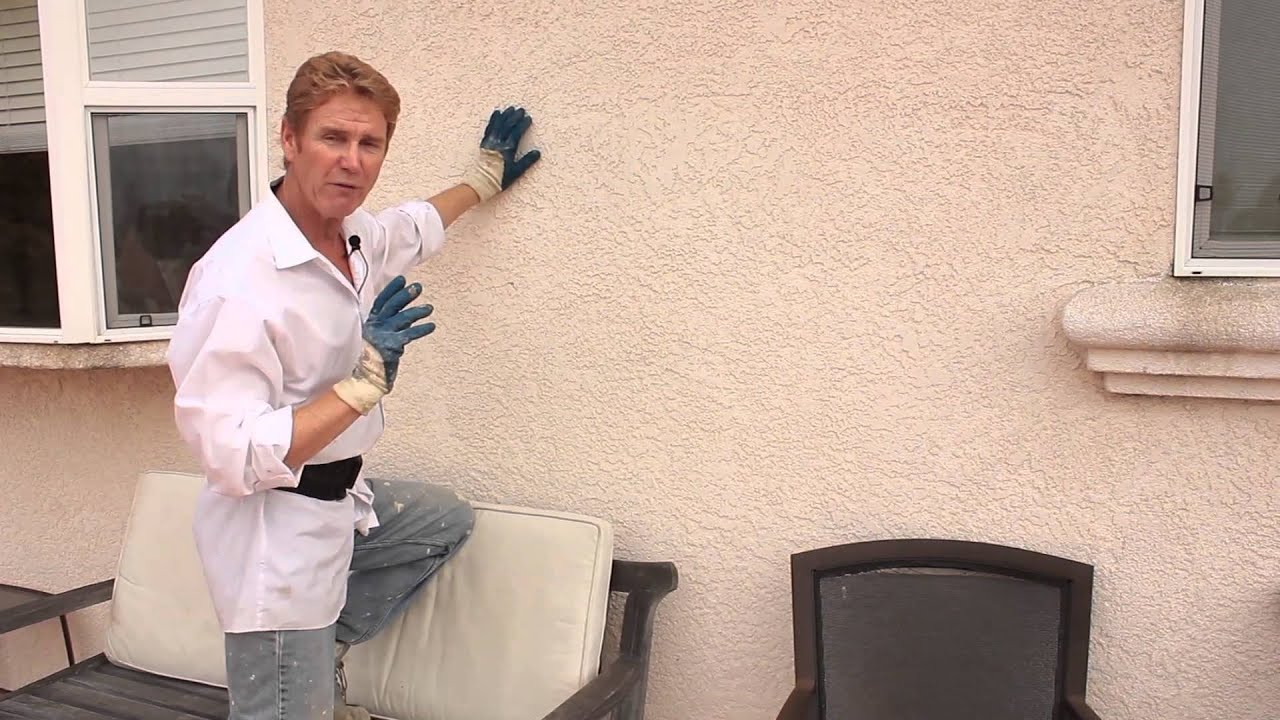 How to patch stucco cracks - Teaching Horizontal Cracking Stucco Walls Details Below In Description Youtube