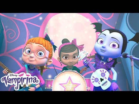 The Ghoul Girls | Vampirina | Disney Junior