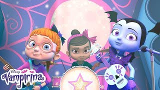 The Ghoul Girls | Vampirina | Disney Junior