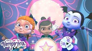 The Ghoul Girls | Music Video | The Ghoul Girls | Vampirina | Disney Junior