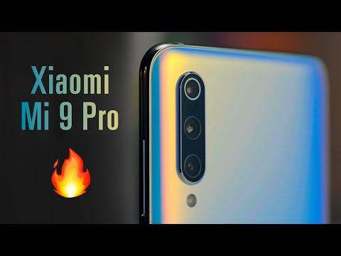 Обзор Xiaomi Mi 9 Pro 5G