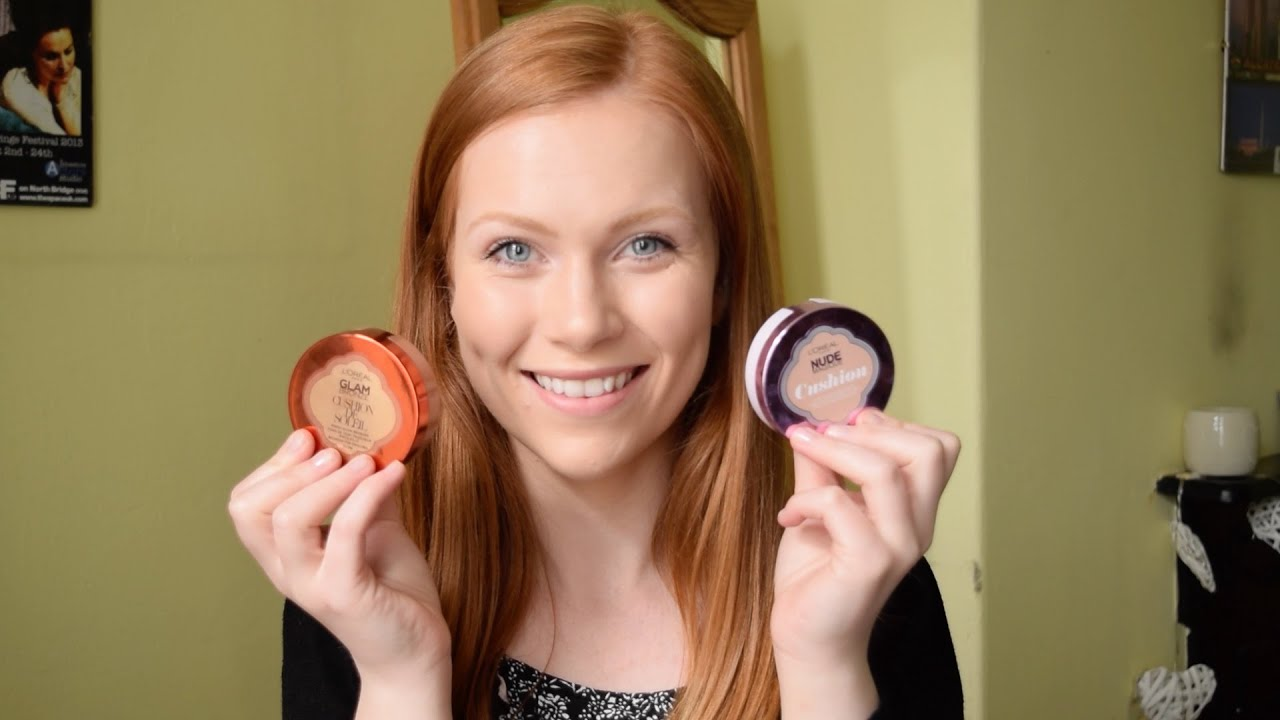 L'Oreal Cushion First Impressions / Everyday Makeup ...