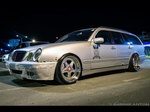 Mercedes W210 3.2 CDI T low Турбо сарай Эпизод 1