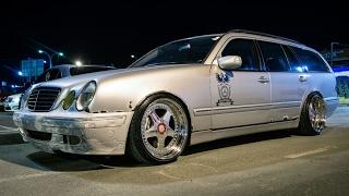 Mercedes W210 3.2 CDI T-low Турбо-сарай   #Эпизод 1