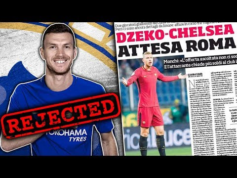 Do Chelsea NEED Edin Dzeko To Save Their Season?! | #SundayVibes