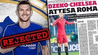 Do Chelsea NEED Edin Dzeko To Save Their Season?! | #SundayVibes