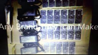 Exposing Ebay Amazon Seller Selling Counterfeit, Fake External DVD RW Drive, Floppy & HARD DRIVE