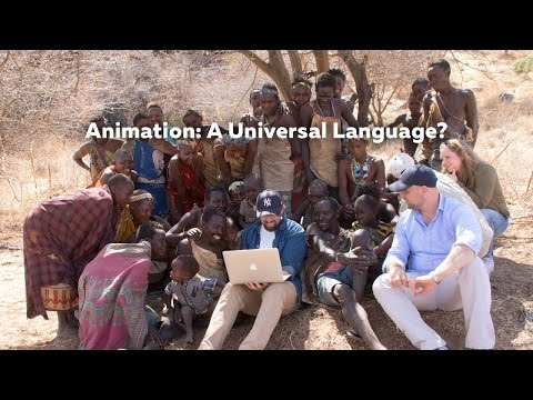 Animation: A Universal Language (Or: What Happened When We Visited a Remote Tanzanian Tribe?)