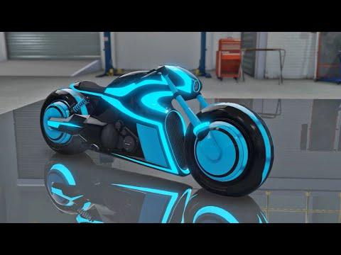 Nagasaki Shotaro HIDDEN UNRELEASED BIKE CUSTOMIZATION & TEST - Grand Theft Auto V ONLINE BIKER DLC