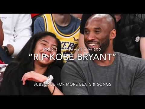"(Free For Profit) ""RIP Kobe Bryant"" Hip-Hop Type Beat [Prod. By Whyte Foxx]"