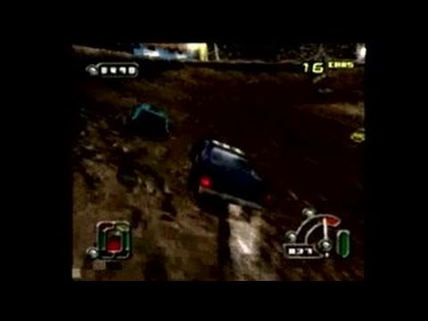 Destruction Derby Raw PlayStation Gameplay_2000_07_28_1
