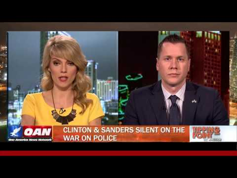 Scott Erickson & Liz Wheeler: The War on Police