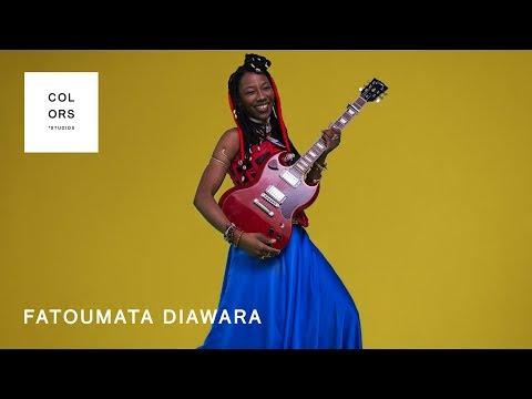 Fatoumata Diawara - Nterini   A COLORS SHOW