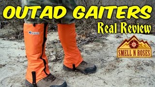 Download Video OUTAD Bluefield Waterproof Gaiters: REAL REVIEWS 4 MP3 3GP MP4