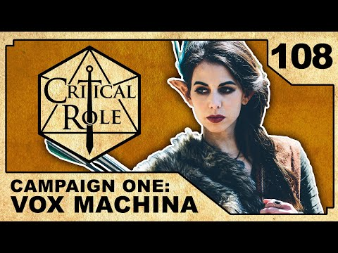 The Core Anvil | Critical Role RPG Episode 108