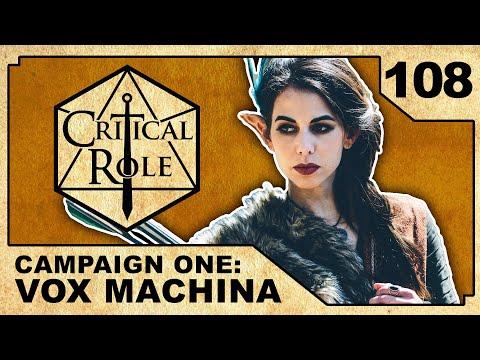 The Core Anvil | Critical Role RPG Episode 108