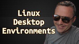 Desktop Environment   Linux Basics for New Users