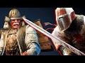 Samurai Knight Showdown - For Honor